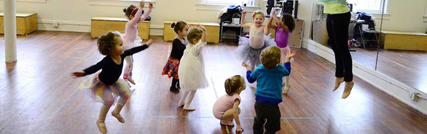 youth kids mini babies dance theater sing lessons