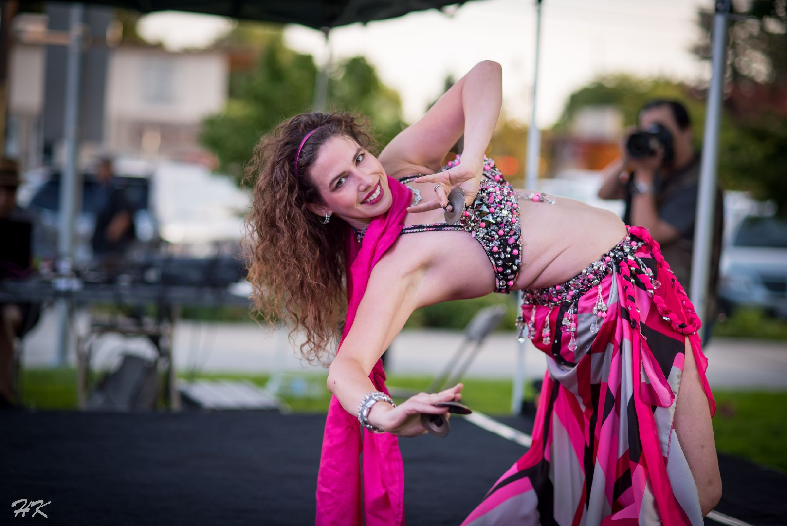 Belly Dance Megan Sybor Salt Lake City